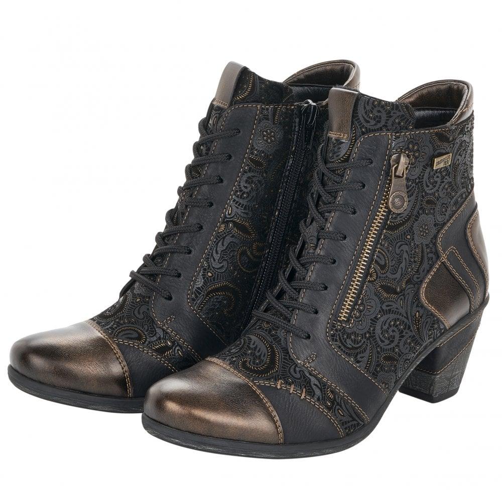 Remonte Womens D8794 02 Australia Black