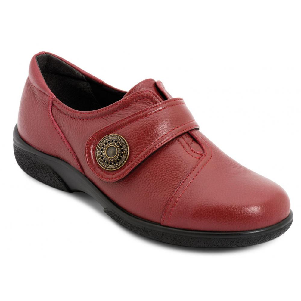 DB Easy B Danielle Russett Red Leather