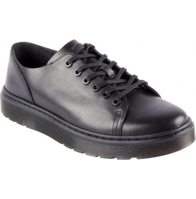 Dr Martens Dante Black Brando Leather