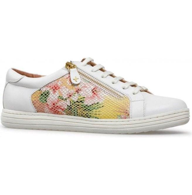 Van Dal Detroit White/Tropical Floral