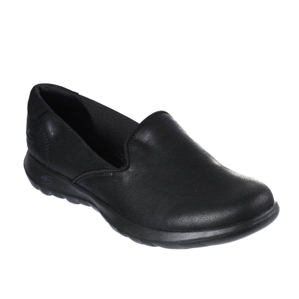 skechers womens leather shoes