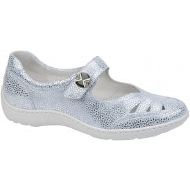 657df10220e53 Womens Henni Tago Mare Light Blue Mary Jane Velcro Shoes 496309 117 140