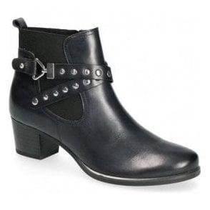 a69ed9648b920 Caprice Womens Belen Black High Leg Boots 9-25521-29 022