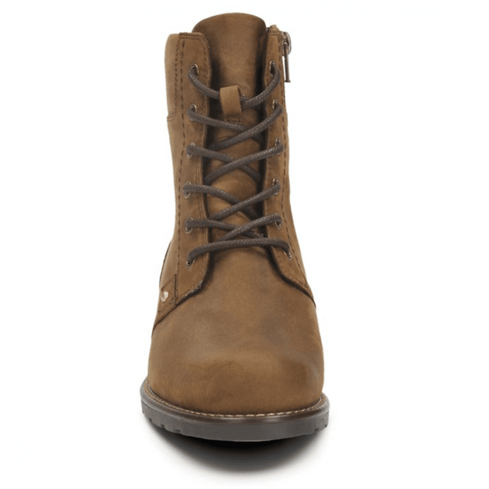 efcc9551 Womens Orinoco Spice Brown Snuff Ankle Boots 26110935