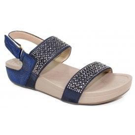 92efce50bb3c Womens Persia Blue Sandals JLH039 BL