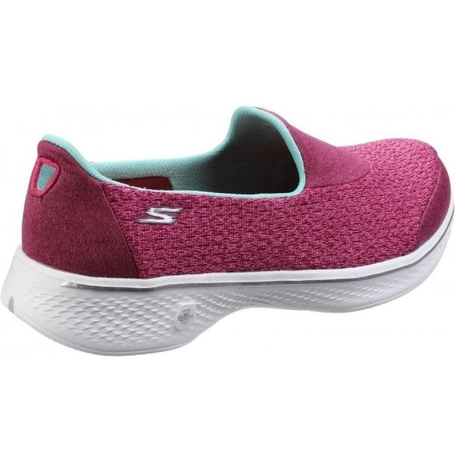 timeless design b1784 c2298 Womens Rose Go Walk 4 - Pursuit Walking Shoes SK14148