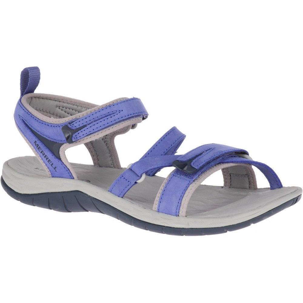 519364d564b3 Merrell Merrell Womens Siren Strap Q2 Velvet Morning Velcro Sandals J19612