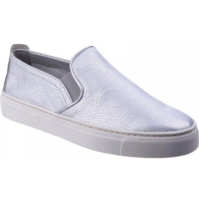The Flexx Sneak Name Rubio Silver Slip