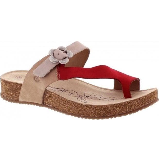 20de80d93af5b Womens Tonga 23 Natural-Multi Strap Over Sandals 78515 724 212