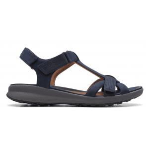 83f18a924cbefa Clarks Womens Un Vaze Black Patent Sandal at Marshall Shoes