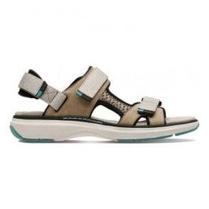 2dc9b7991f7 Womens Un Roam Step Sand Nubuck Velcro Sports Sandals 26133933 · Clarks ...