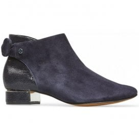 b195baf18b1b99 Womens Walcott Midnight Suede Ankle Boots 2913430. Van Dal ...